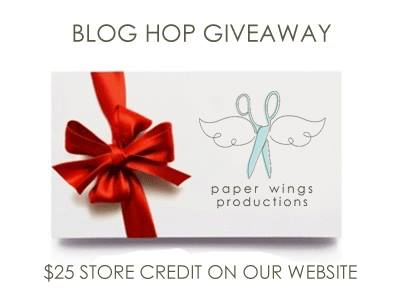 PWP giveaway