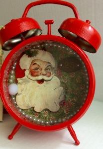 nko Christmas Clock 2